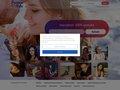 screenshot http://www.francerdv.com Francerdv.com propose tchat gratuit en direct