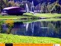 screenshot http://www.iktus-carpe.com Lac pour pêcher la carpe et l'esturgeon de nuit