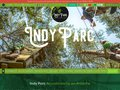 screenshot http://www.indy-parc.com Indy-parc de vagnas
