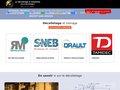 screenshot http://www.le-decolletage.fr Le décolletage - pour décolleteurs et acheteurs