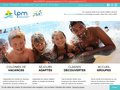 Organisation de colonies de vacances pour enfants et jeunes LPM