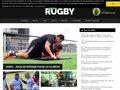 screenshot http://www.madeinrugby.com Madeinrugby.com