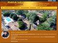 screenshot http://www.maka-saosafarilodge.com Séjour chasse au sénégal