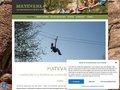 screenshot http://www.matevana.fr Matevana, l'aventure à la source de la nature