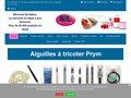 E-COMMERCE : mercerie en ligne
