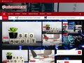 screenshot http://www.msi-computer.net Algerie: sites web et logiciels de gestion