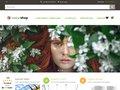 screenshot http://www.naturshop.fr Naturshop: spécialiste en produits de soins.