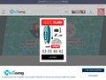 screenshot http://www.nautigames.com Kayaks et canoës avec nautigames