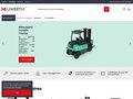 DIVERS : Neuwerth Logistics: chariots élévateurs