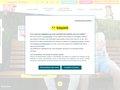 screenshot http://www.okapi-jebouquine.com Le site des magazines okapi et je bouquine