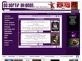 screenshot http://www.ou-sortir-avignon.com Tourisme et sorties autour d'avignon