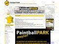 screenshot http://www.paintballpark.fr Paintballpark - le meilleur du paintball