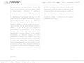 screenshot http://www.palissad.com Agence d'architectes et développement durable 75