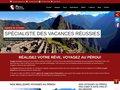 Voyages et tourisme au Pérou