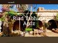 RIAD : Agdz, Maroc, hotel Riad Tabhirte