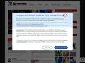 Le site du sport et du business - Sportune.fr