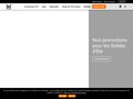 screenshot http://www.v8-sport.com V8 sport