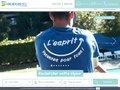screenshot http://www.vacances-pour-tous.org Vacances pour tous