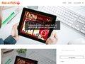 screenshot http://www.videodepokerenligne.com Video poker