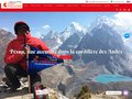 screenshot http://www.voyageauperou.info Perú paradise travel: voyage au pérou