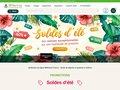 screenshot http://www.willemsefrance.fr/ Jardinerie willemse