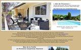 Location vacances en Drôme Provençale à Buis les Baronnies, avec piscine.