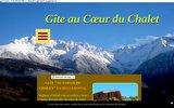 Gite au Coeur du Chalet près de Prapoutel les 7Laux Grenoble