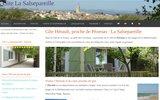 La Salsepareille, gîtes Pézenas dans l'Hérault. Gite hérault. Gite Pezenas | Gite La Salsepareille