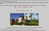 Gite  à Couches en Bourgogne