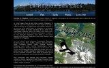 Excursion en patagonie, dans la region des lacs - argentine