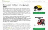 Remorque velo : Conseils et guide pour acheter