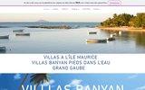 Location de Villas à l'Île Maurice,