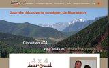 Baroud Terre Du Sud, location 4X4 Marrakech
