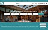 AEC Collection : Location de chalet de luxe, appartement et villa dans les Alpes, sur la Côte d'Azur et en Corse