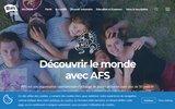 AFS - plus qu'un séjour linguistique: étudier à l'étranger, projets de volontariat à l'étranger
