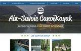 Ain Savoie Canöe Kayak