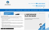 ARCHIMEST - Gestion d' archives et archivage de documents administratifs