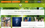 Parcours Aventure Aventure et parcs de loisirs dans les arbres - Paris Accrobranche acrobranche IDF Seine et Marne