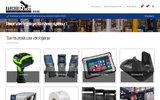 Barcodeprice, le code barres à prix écrasé, achat en ligne de terminaux mobiles