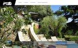 Villa de luxe à Grimaud, proche de Saint-Tropez.