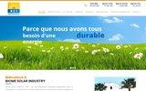 Energie solaire Tunisie : Biome Solar Industry, energie solaire Tunisie