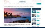 Location de bateaux, Luxury Yacht Charter, Mediterranée, Caraïbes