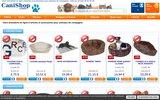 CaniShop.com boutique materiel de toilettage chien et chat
