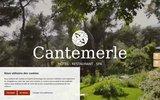 Cantemerle Hotel Vence – Hotel Restaurant en Provence Alpes Cote d'Azur – Provence Hà´tels Cote d'Azur