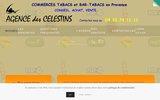 Vente Tabac Pressse - Agence des Celestins - Achat Bureau de Tabac Presse en Provence;