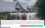 Accueil - Chambres d'hôtes du Martinou - Vos vacances en terroir Aveyronnais !