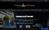 Champagne Cars & Corporation | Limousine avec chauffeur. Vente de Champagne en Belgique