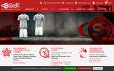 Sur le site club-shop.fr vous pourrez enfin d'investir dans votre matériel de sport.