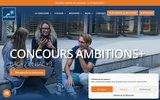 Ambitions+ | Un concours commun de Management après un BAC+2/3 pour 5 Grandes écoles