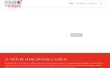 Coup de Théâtre - compagnie francophone en Suisse